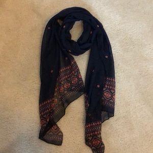 J. Crew lightweight scarf